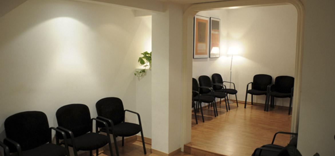 Abortar en Barcelona. Instalaciones Clínica EMECE