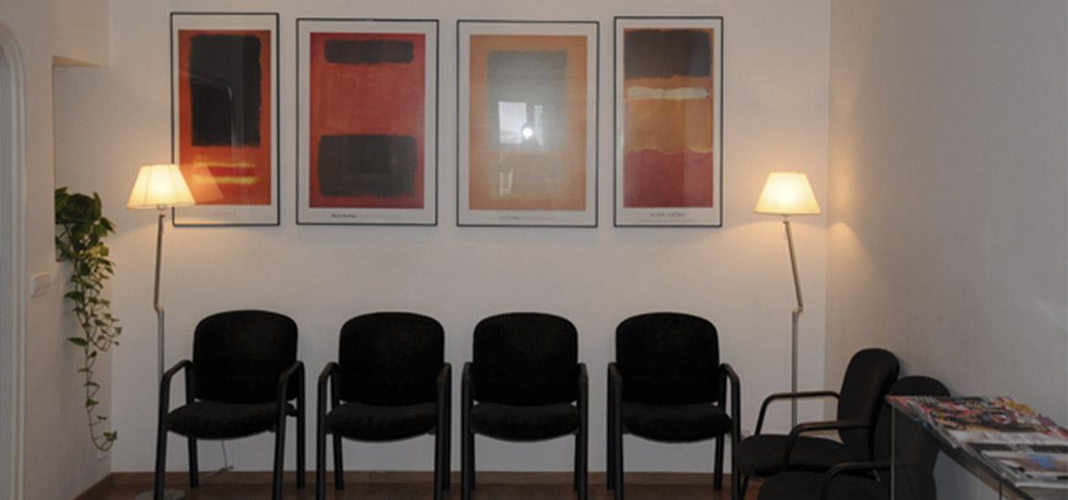 Clínica de aborto en Barcelona. Instalaciones Clínica EMECE
