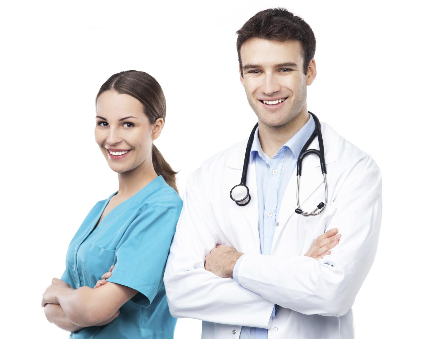 Médicos de la Clínica E.M.E.C.E en Barcelona